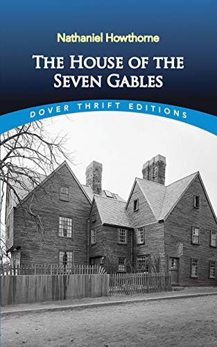 9780486408828: The House of the Seven Gables