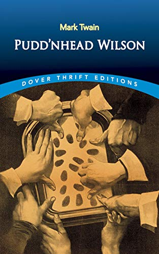 9780486408859: Pudd'nhead Wilson (Dover Thrift Editions)