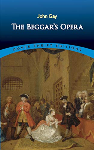 9780486408880: The Beggar's Opera (Dover Thrift Editions)