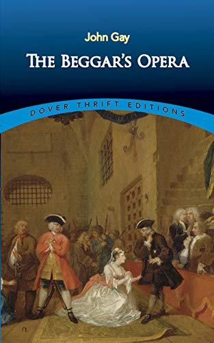 9780486408880: The Beggar's Opera