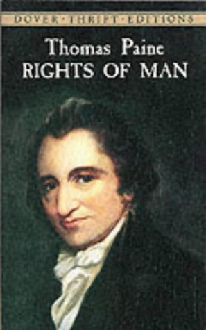 9780486408934: The Rights of Man (Dover Thrift Editions)