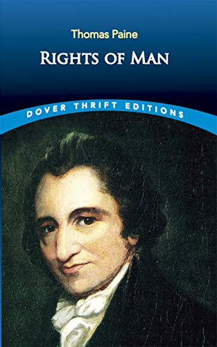 9780486408934: Rights of Man (Dover Thrift Editions)