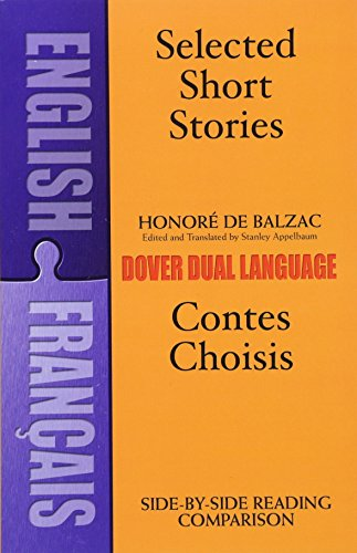 9780486408958: Selected Short Stories =: Contes Choisis : a Dual Language Book (Dover Dual Language French)