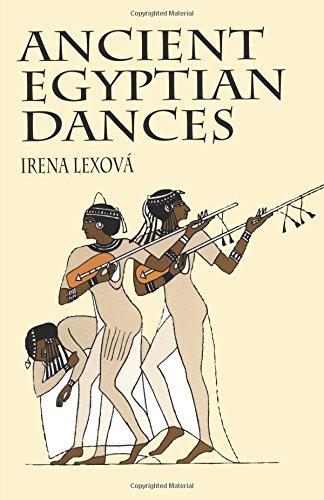 9780486409061: Ancient Egyptian Dances