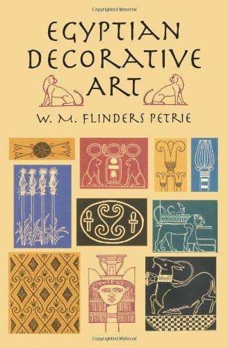 9780486409078: Egyptian Decorative Art