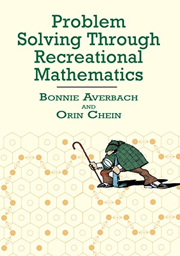 9780486409177: Problem Solving Through Recreational Mathematics (Dover Books on Mathematics)