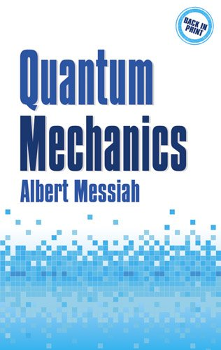 9780486409245: Quantum Mechanics: Two Volumes Bound As One: 1