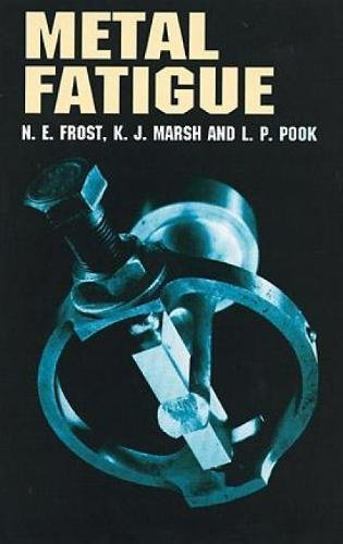 Metal Fatigue (Dover Civil and Mechanical Engineering): N. E. Frost,