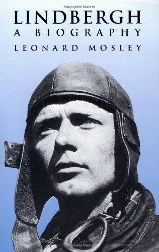 9780486409641: Lindbergh: A Biography