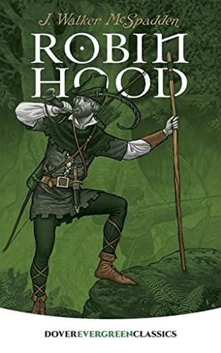 9780486410210: Robin Hood (Dover Children's Evergreen Classics)
