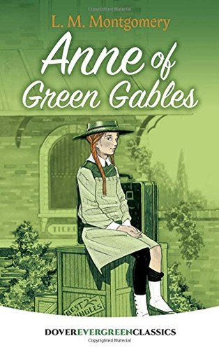 9780486410258: Anne of Green Gables (Dover Children's Evergreen Classics)