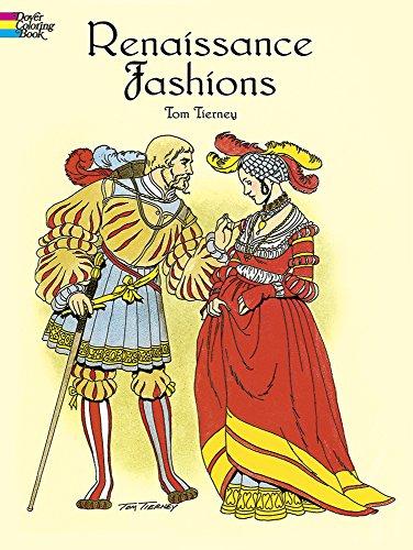 9780486410388: Renaissance Fashions (Dover Fashion Coloring Book)