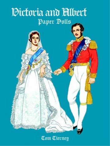 9780486410500: Victoria and Albert Paper Dolls
