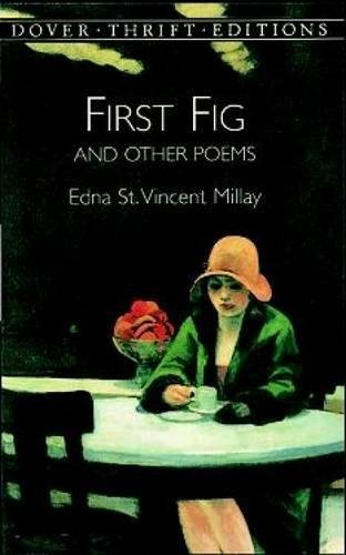 9780486411040: First Fig and Other Poems (Dover Thrift Editions)