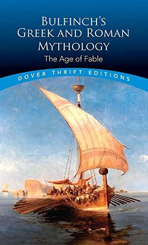 Bulfinch's Greek and Roman Mythology (Paperback) - Thomas Bulfinch