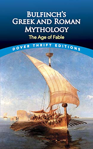 9780486411071: Bulfinch's Greek and Roman Mythology (Dover Thrift Editions)