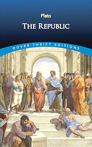 9780486411217: The Republic (Dover Thrift Editions)