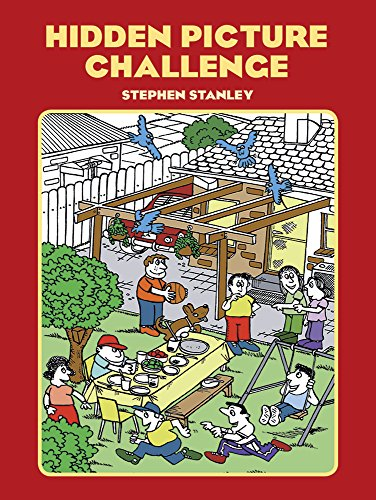 9780486411415: Hidden Picture Challenge (Dover Children's Activity Books)
