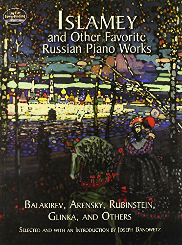 9780486411606: Islamey and Other Favorite Russian Piano Works (Dover Music for Piano)