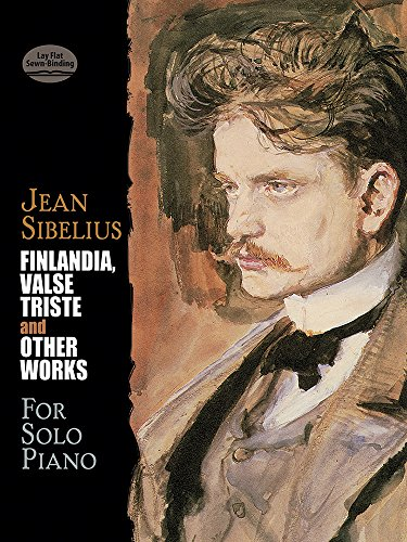 9780486411620: Finlandia, Valse Triste and Other Works for Solo Piano (Dover Music for Piano)