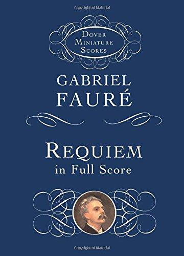 9780486411729: Requiem (Dover Miniature Music Scores)