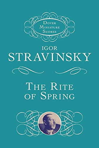 9780486411743: The Rite of Spring (Dover Miniature Scores)