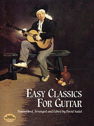 9780486411774: Easy Classics for Guitar