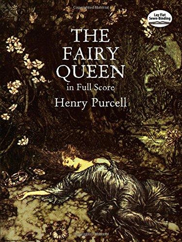 9780486411903: The Fairy Queen in Full Score (Dover Music Scores)