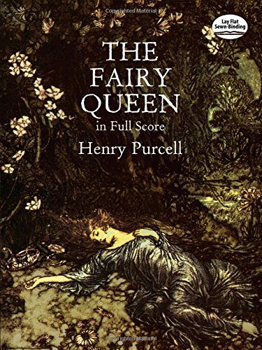 9780486411903: The Fairy Queen in Full Score