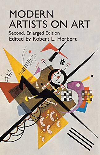 Modern Artists on Art (Paperback): Robert L. Herbert