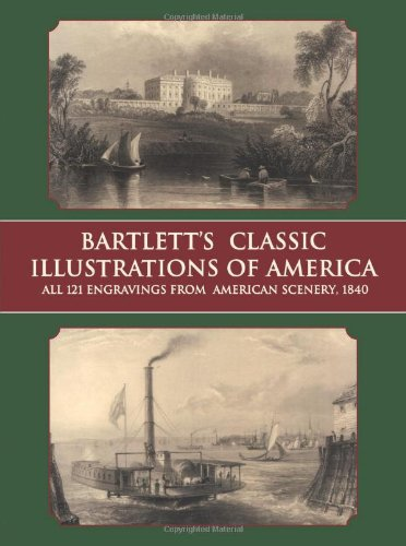 9780486412214: Bartlett's Classic Illustrations of (Dover Pictorial Archive Series)