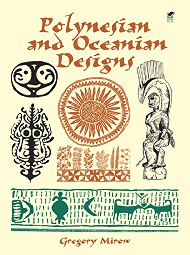 9780486412276: Polynesian and Oceanian Designs (Dover Pictorial Archive)