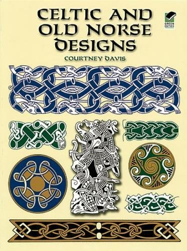 9780486412290: Celtic and Old Norse Designs (Dover Pictorial Archive)