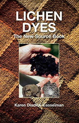 9780486412313: Lichen Dyes: The New Source Book