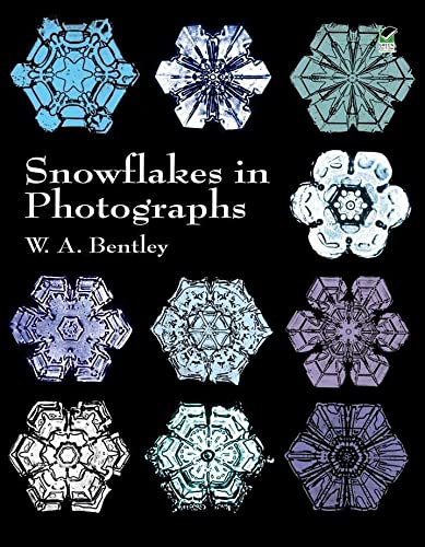 9780486412535: Snowflakes in Photographs