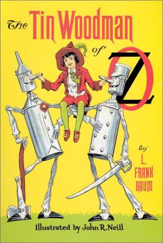 9780486413020: The Tin Woodman of Oz