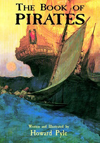 9780486413044: The Book of Pirates (Dover Children's Classics)