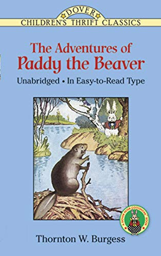 9780486413051: The Adventures of Paddy the Beaver (Dover Children's Thrift Classics)