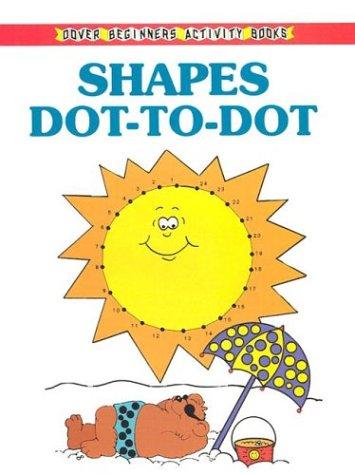 9780486413099: Shapes Dot-to-Dot
