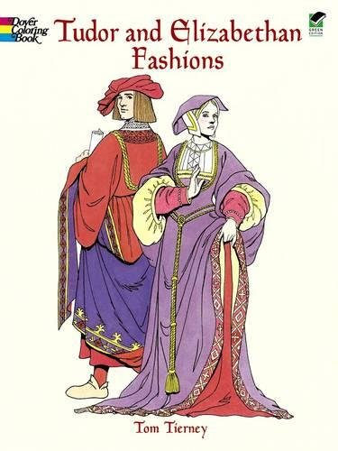 9780486413204: Tudor and Elizabethan Fashions