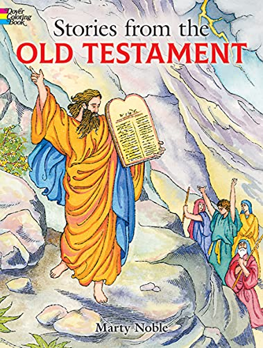 9780486413235: Stories from the Old Testament (Dover Classic Stories Coloring Book)