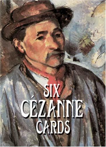 Six CÃ zanne Cards (Small-Format Card Books): Paul CÃ zanne