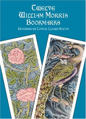 9780486413570: Twelve William Morris Bookmarks (Small-Format Bookmarks)