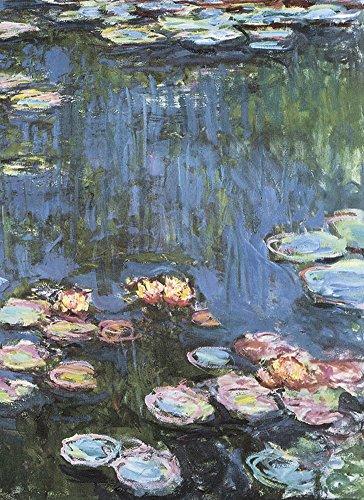 9780486413600: Monet Water Lilies Notebook (Decorative Notebooks)
