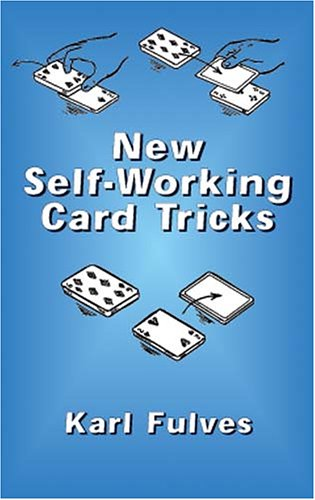 9780486413716: New Self-Working Card Tricks (Dover Books on Magic)