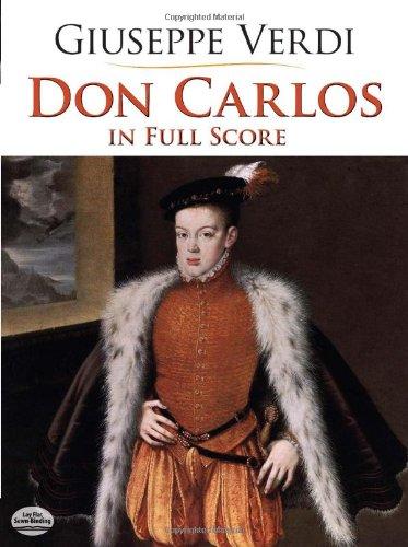 9780486413877: Don Carlos in Full Score (Dover Music Scores)