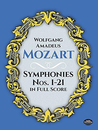 9780486413907: Symphonies Nos. 1-21 in Full Score (Dover Music Scores)