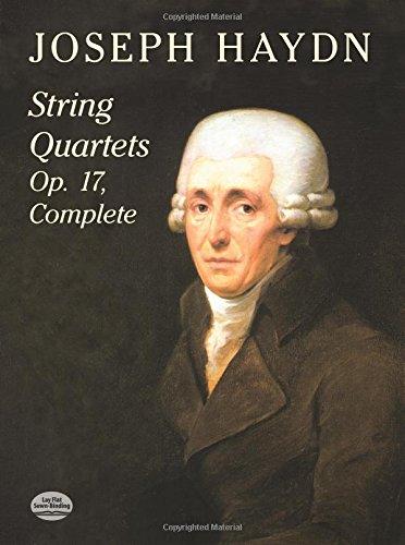 Joseph Haydn: String Quartets Op. 17 Complete: Haydn
