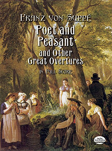 9780486413976: Poet and Peasant and Other Great Overtures in Full Score