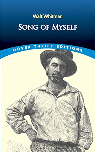 9780486414102: Song of Myself (Dover Thrift Editions)